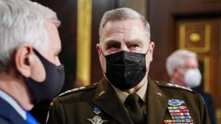 Joint Chiefs Chairman Gen. Mark Milley