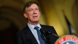 Ethics Commission looking into complaint about Governor Hickenlooper