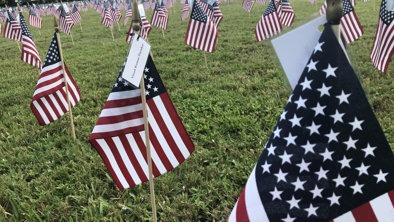 Cape Coral 9/11 Ceremony