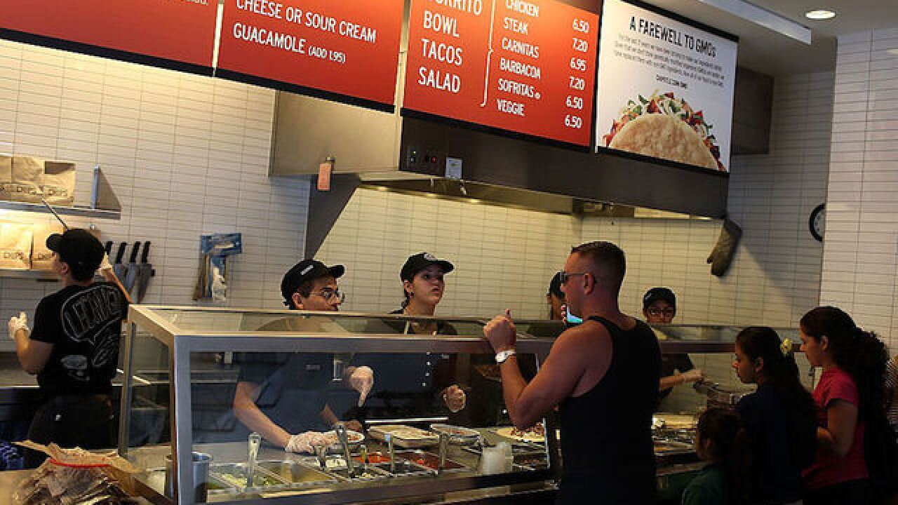 Chipotle to close up to 65 underperforming stores, possibly add new menu items — including shakes
