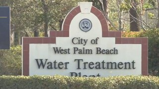 City of West Palm Beach Water Treatment Plant