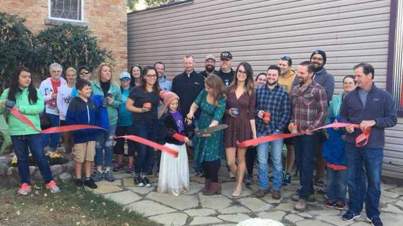 Roaming Goat celebrates ribbon cutting