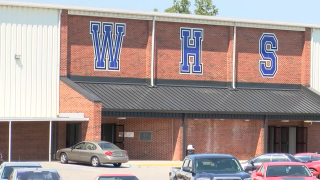 A school in Alabama has removed bathroom stall doors to prevent student vaping