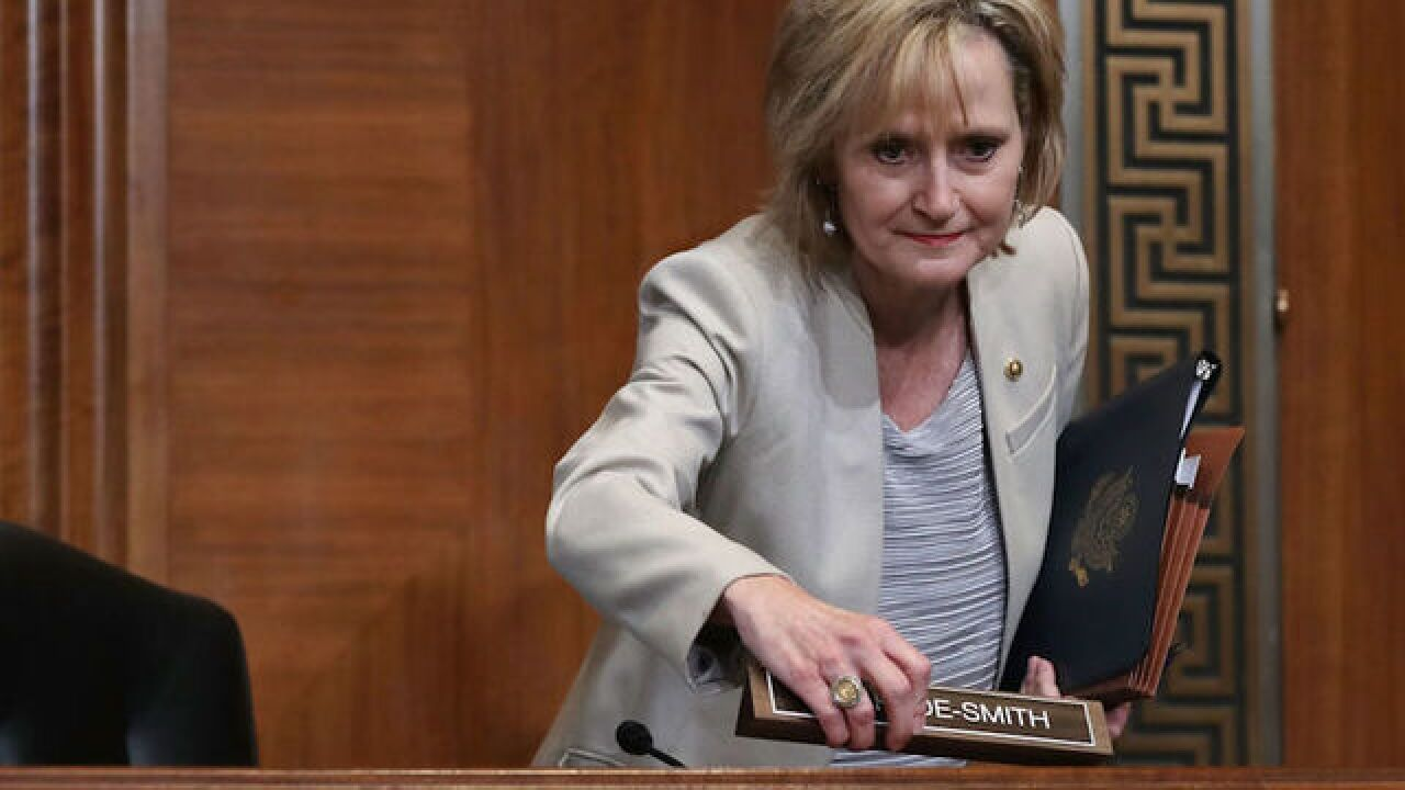 Amid racial controversies, Republican Cindy Hyde-Smith wins Mississippi US Senate runoff