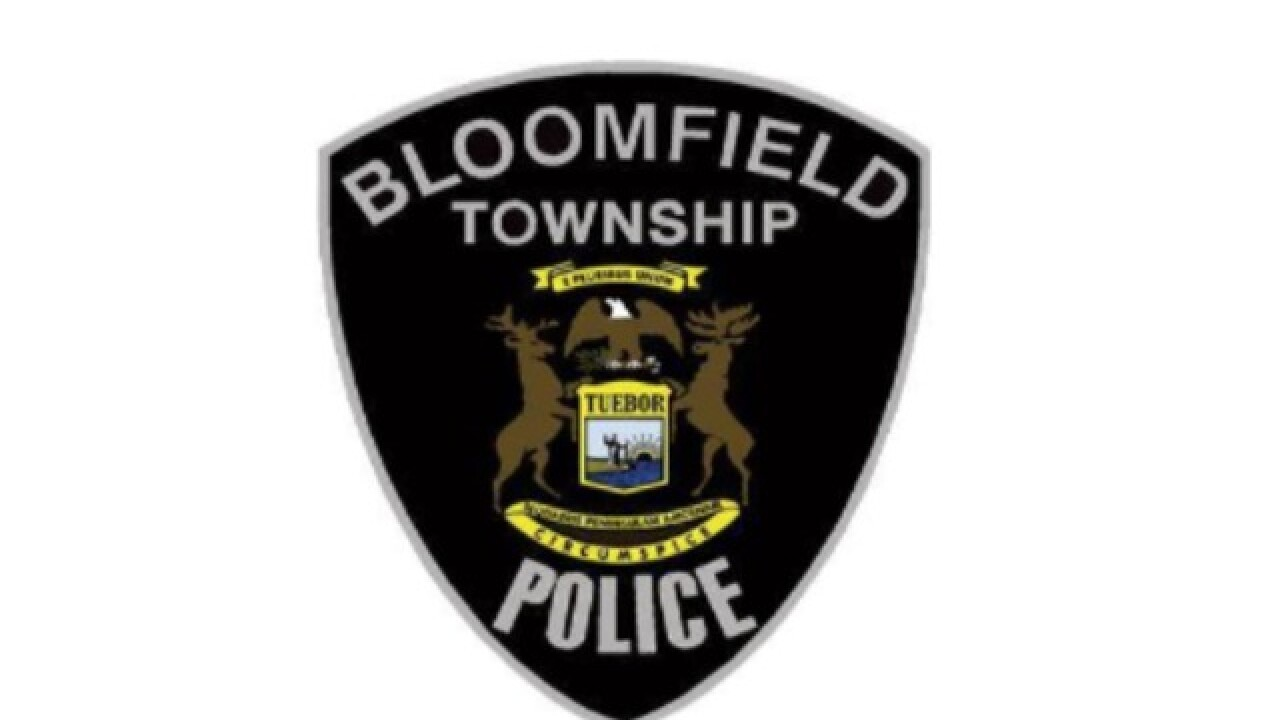 Police warn of Bloomfield Township Water Department imposters who robbed home