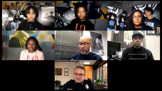 Denver Public Schools students interview police chief about policies and incorporating Black history in training