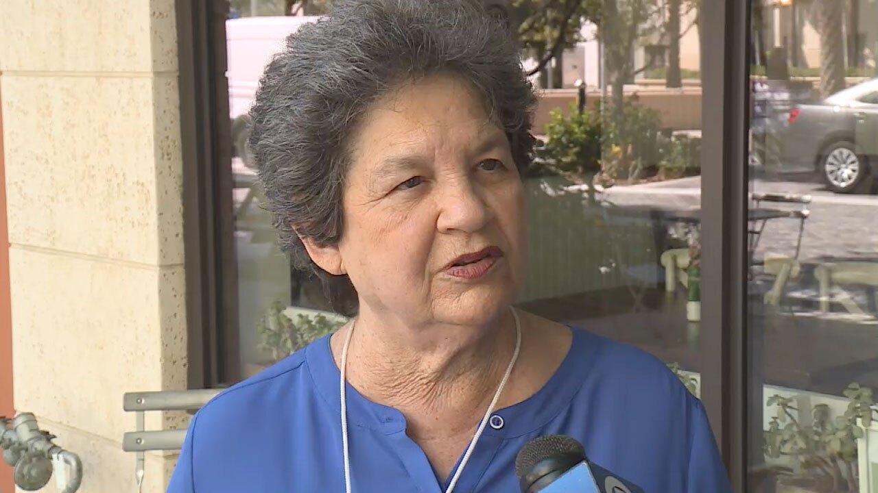 U.S. Rep. Lois Frankel