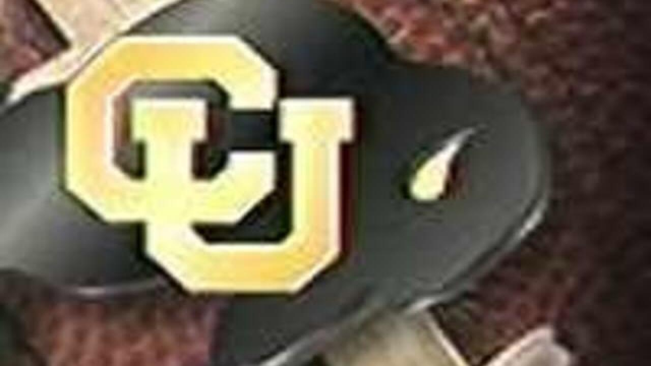 CU backup QB, safety dismissed from team
