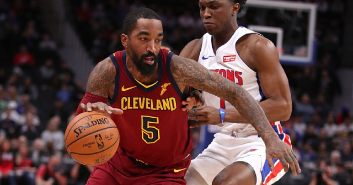 284e2fdf05c6 JR Smith will no longer be with the Cleveland Cavaliers