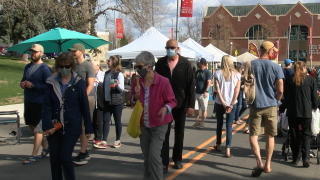 Helena Farmers' Market sees joyful return