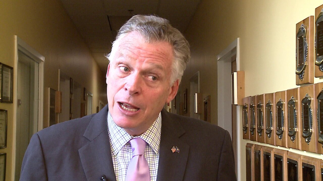 McAuliffe's $100 billion 'historic' budget includes Medicaid expansion