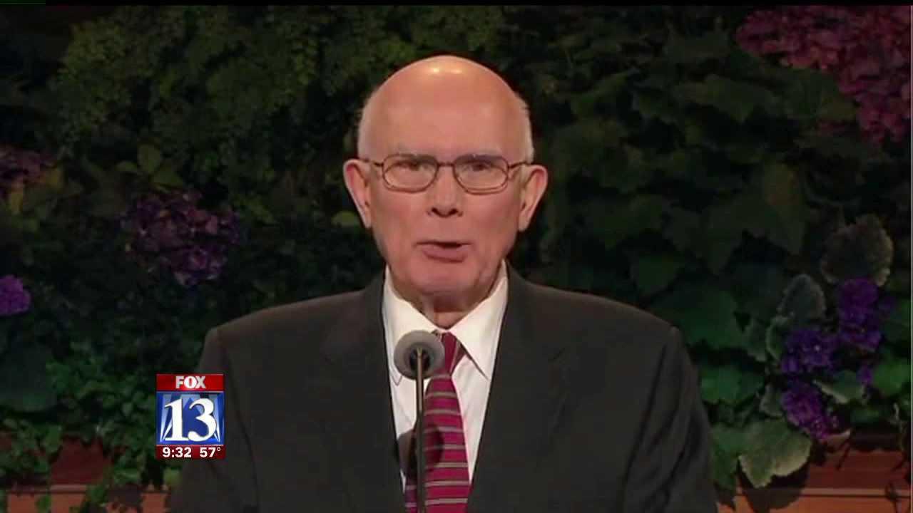 LDS leader's remarks on same-sex parenting draw criticism