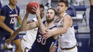 Virginia Notre Dame Basketball