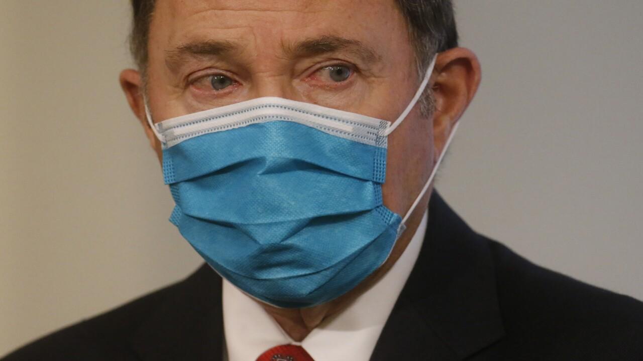 Virus Outbreak Utah