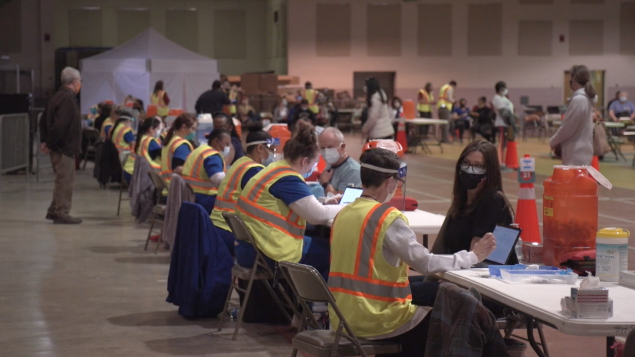 In Virginia, there are nearly 30,000 volunteers in its Medical Reserve Corps. Thousands signed up in the wake of the pandemic to help. Just in the last year alone, their efforts have been the equivalent of $5.5 million worth of work.