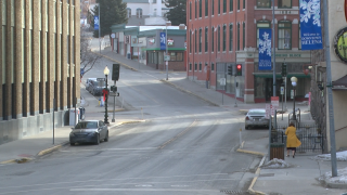 Free Downtown Helena Parking on days leading up to Christmas