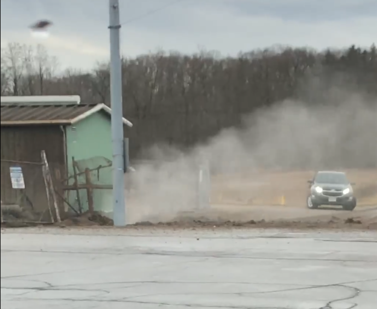 Richland County gas leak and explosion
