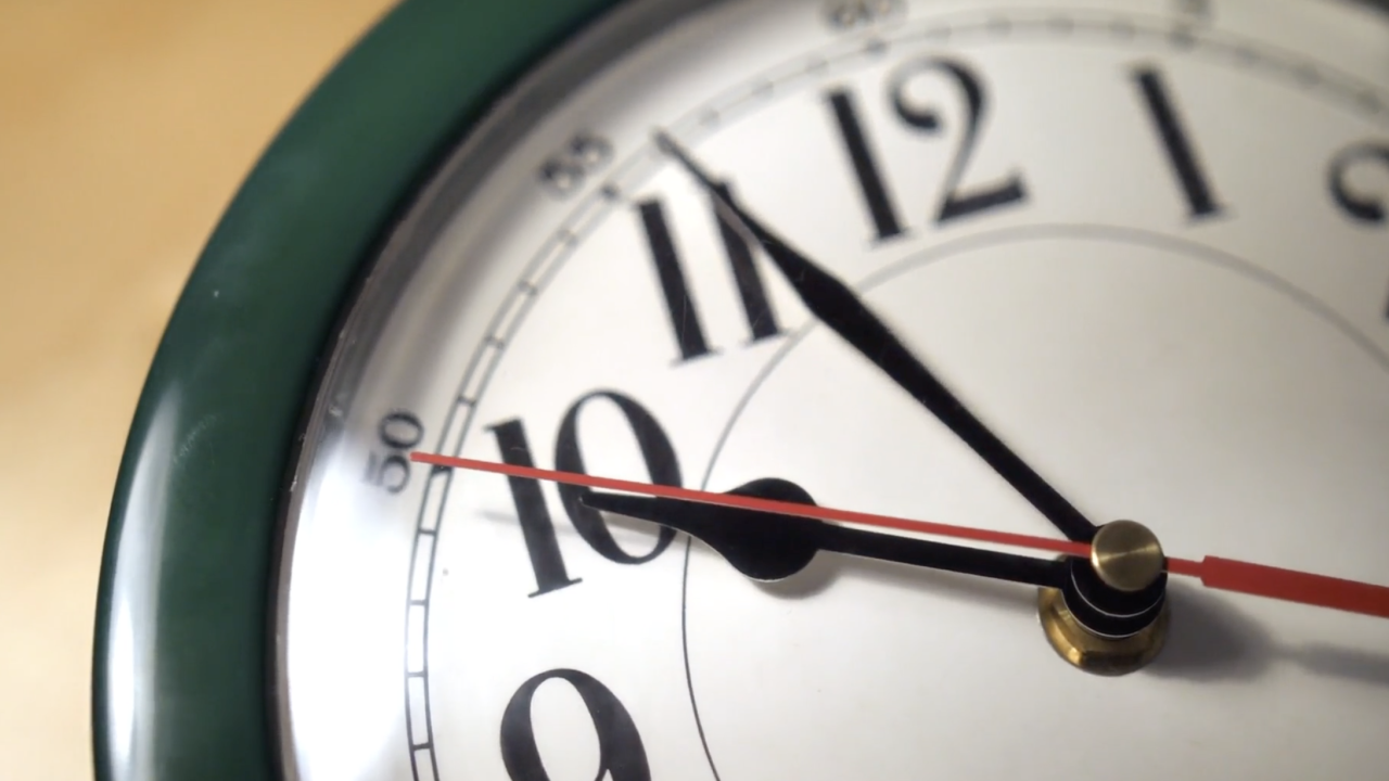 Experts say that a changing perception of time can have an impact on someone's emotional state.