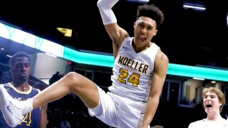 Moeller's Jeremiah Davenport shows what he's made of in 65-44 win over Springfield