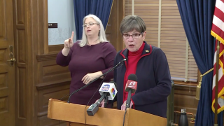 laura kelly oct 21 press conference