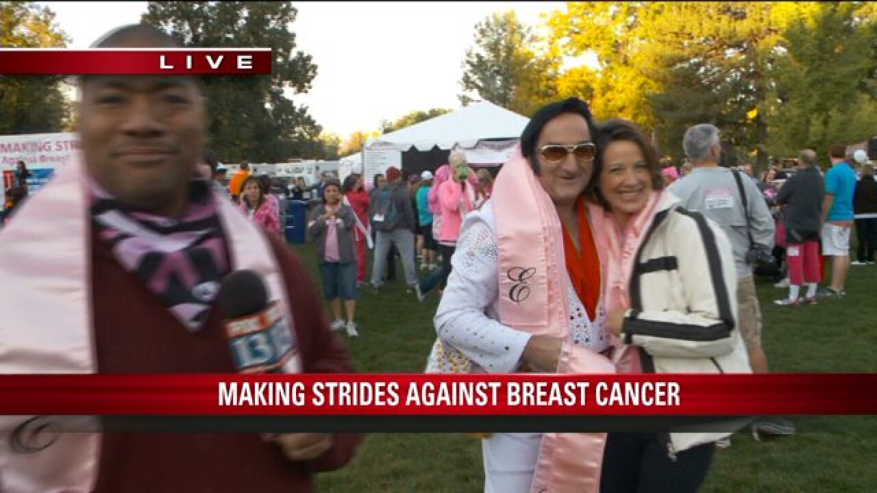 Utahns Making Strides Against BreastCancer