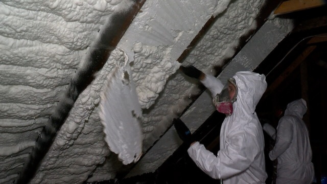 The pro's and con's of home insulation types