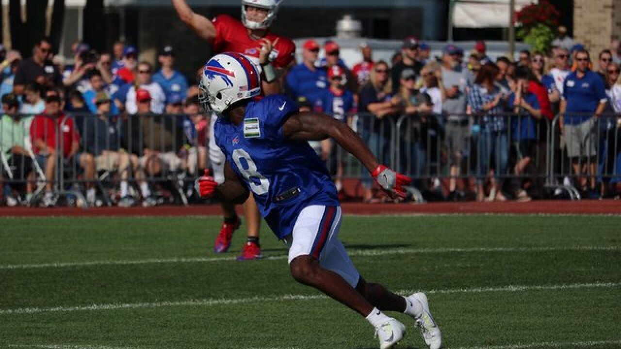 Buffalo Bills training camp photo gallery
