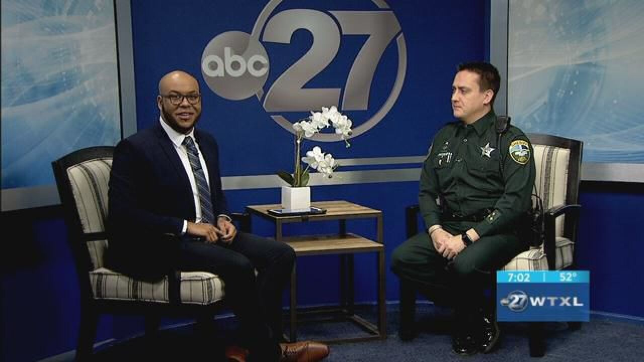 SECOND CUP: National Law Enforcement Appreciation Day