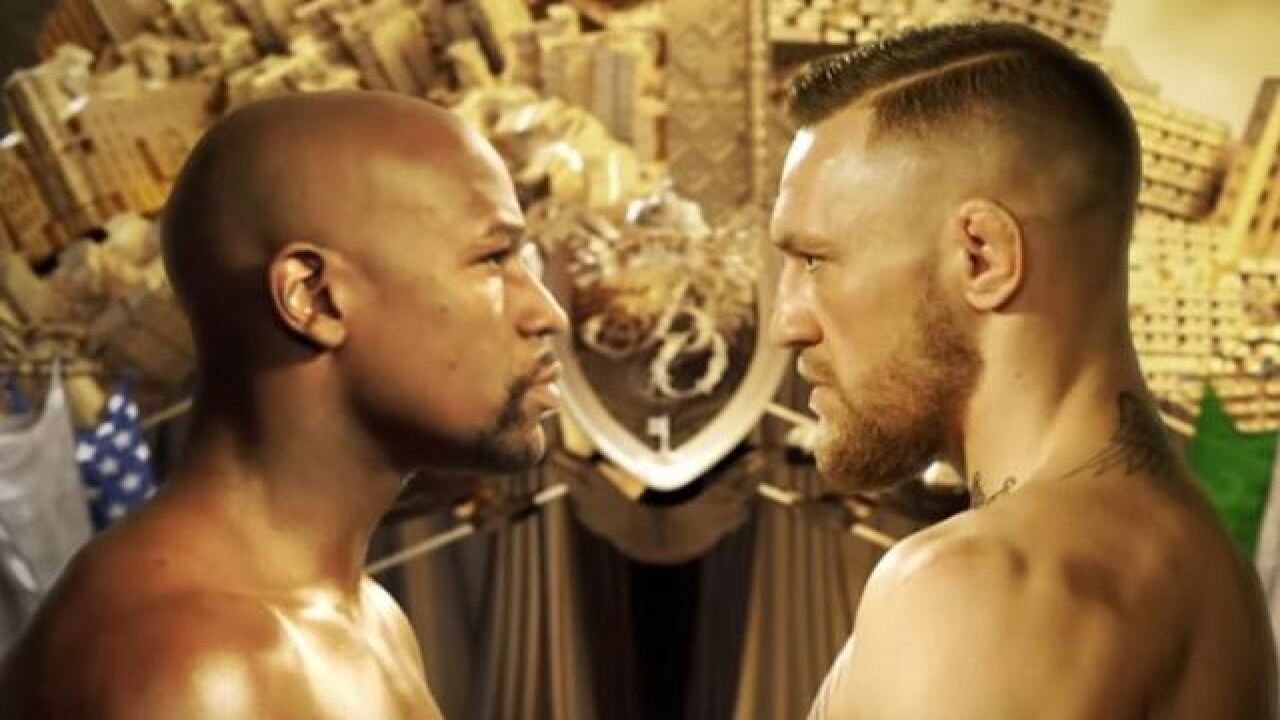 Mayweather promises McGregor fight ends in KO