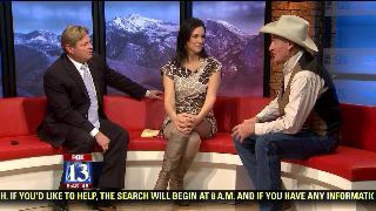 Heber City hosts cowboy poetry gathering