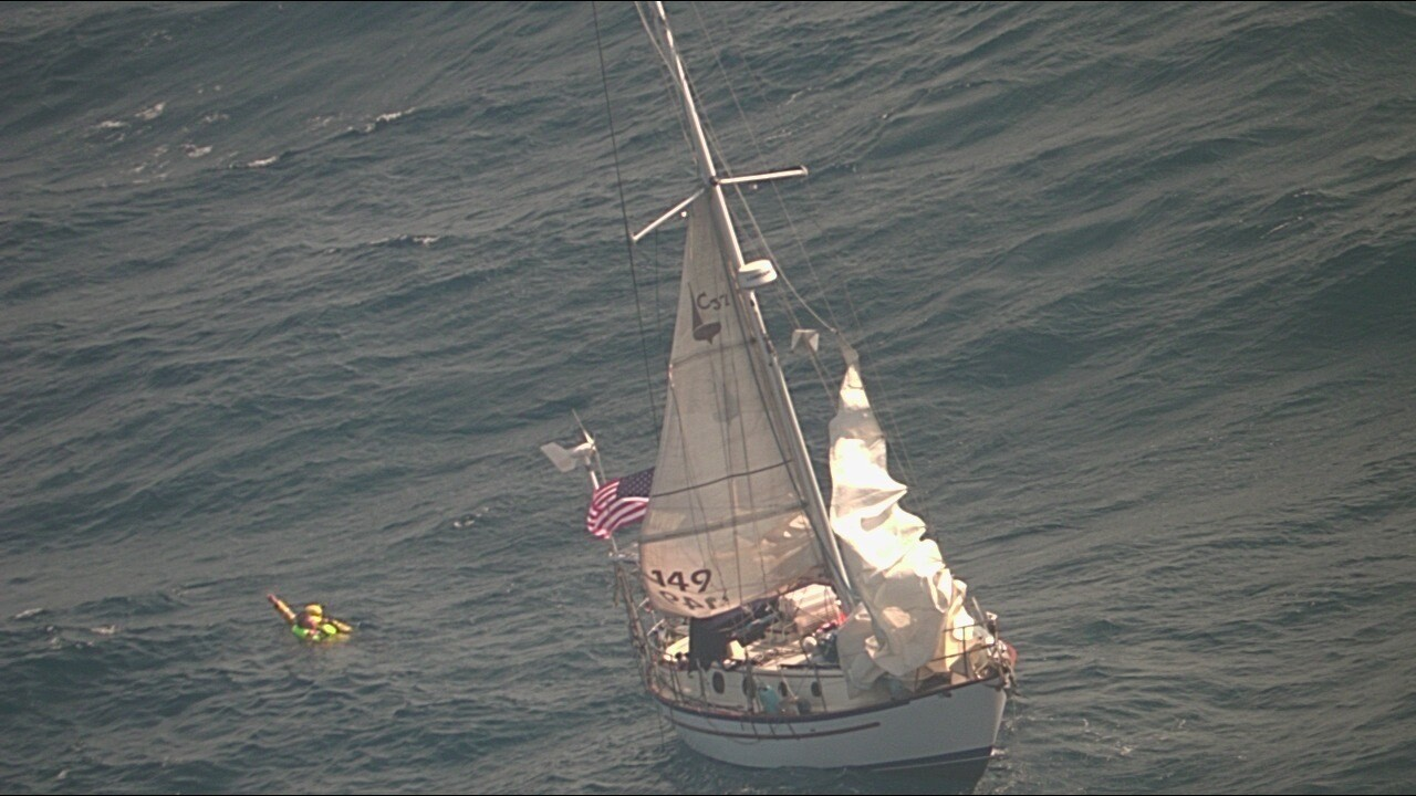 Coast Guard rescues 2 mariners 288 miles offshore Corpus Christi, Texas