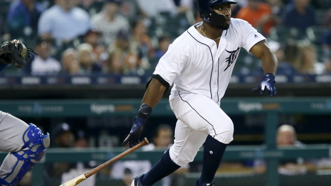 Christin Stewart hits first two homers, tallies six RBI in Tigers win