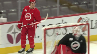 Red Wings expect Anthony Mantha to return to lineup on Tuesday
