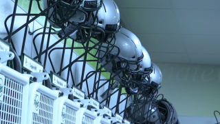 Billings Central football team implements top-rated VICIS ZERO1 helmet