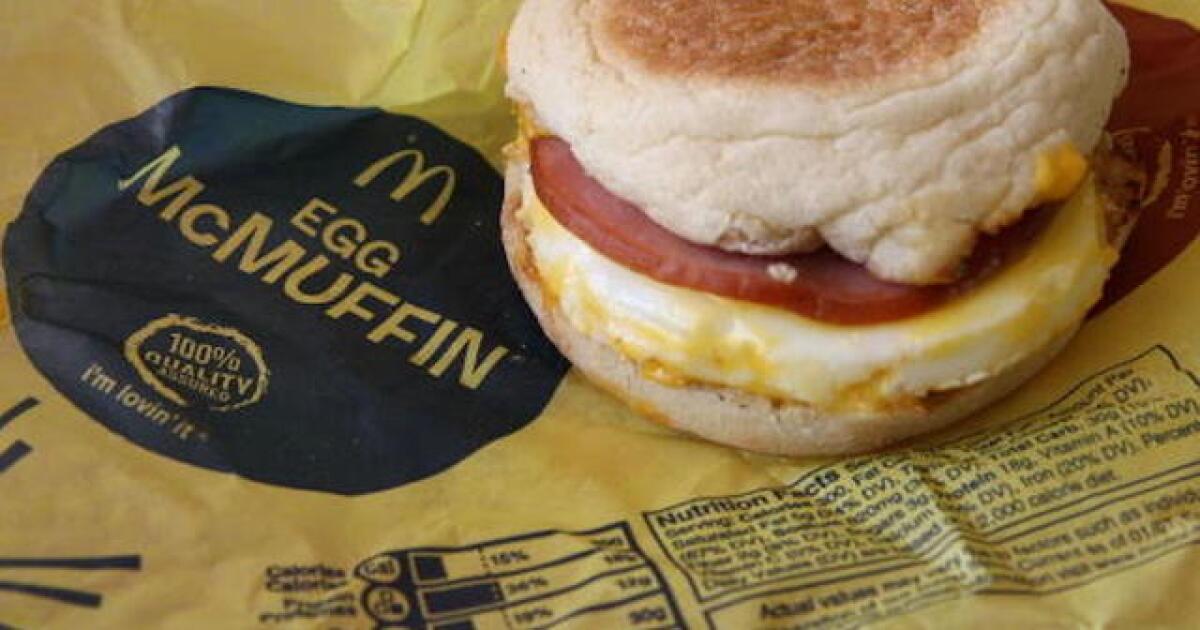 Angry McDonald's customer pulls gun
