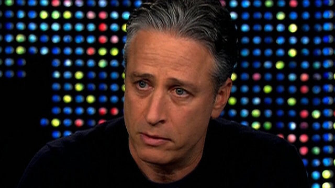 How Trump conned the media, according to Jon Stewart