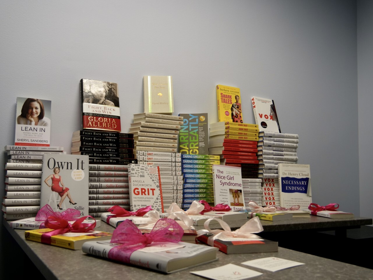Pink ribbon books.jpg