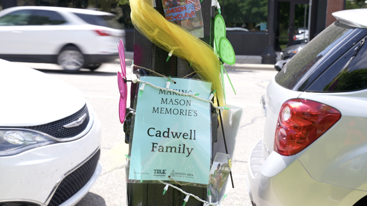 The Cadwell Family