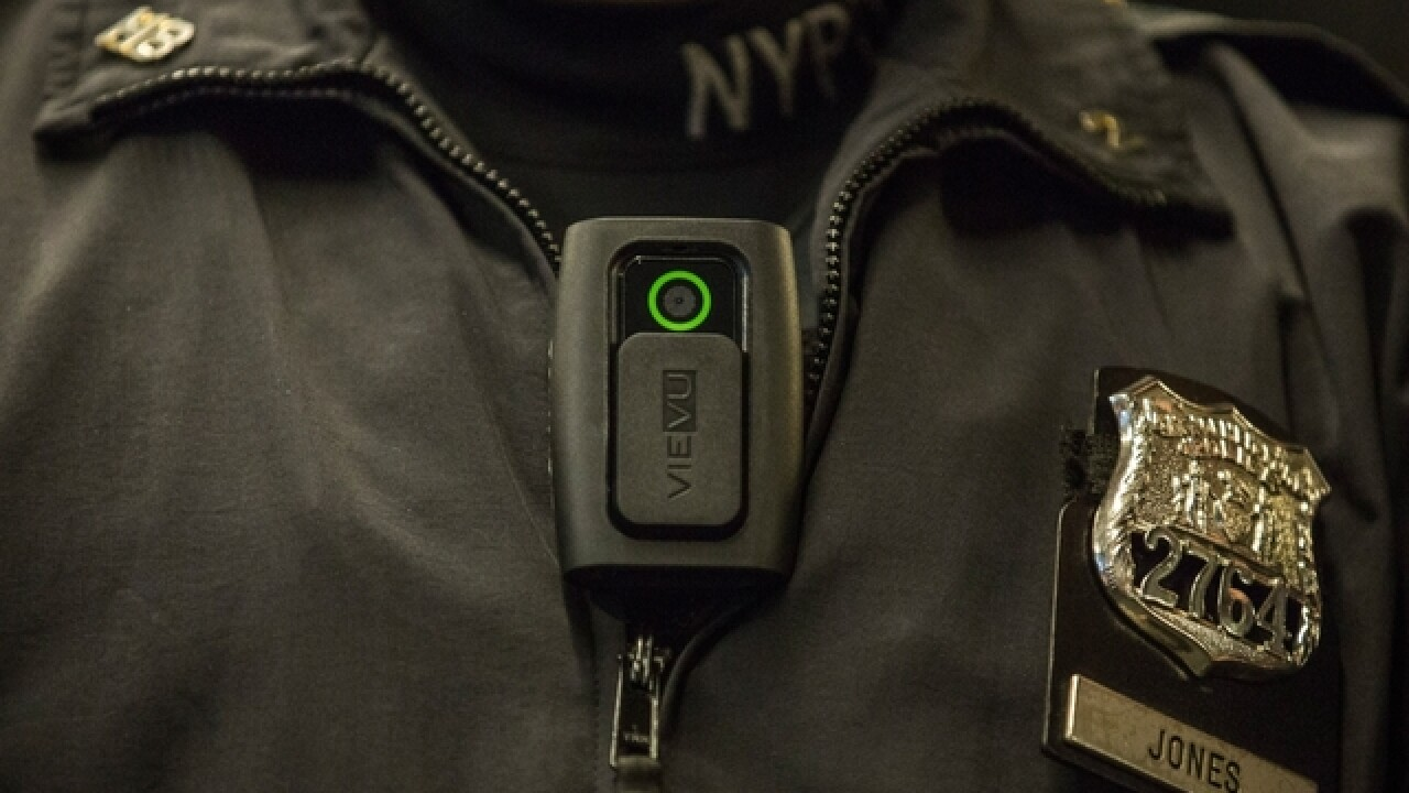 Prosecutors outline model guidelines for Pennsylvania police body cameras