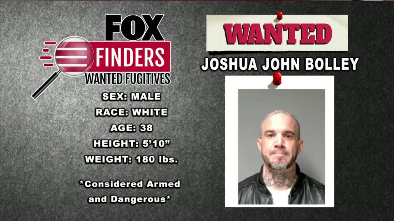 FOX Finders Wanted Fugitives - 4-19-19