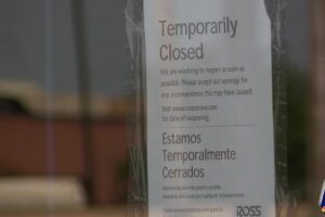 Unemployment benefit claims surge amid coronavirus-related business closures