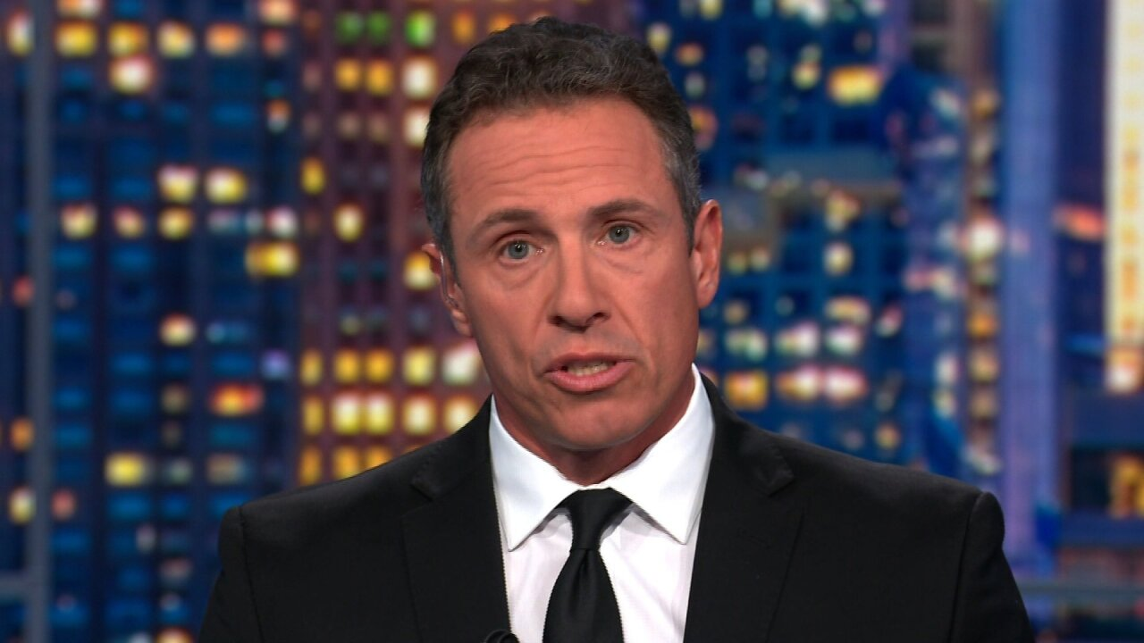 CNN, Fox News star support Chris Cuomo after profanity-laced altercation goes public