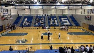 Schoolcraft volleyball beats Calvin Christian