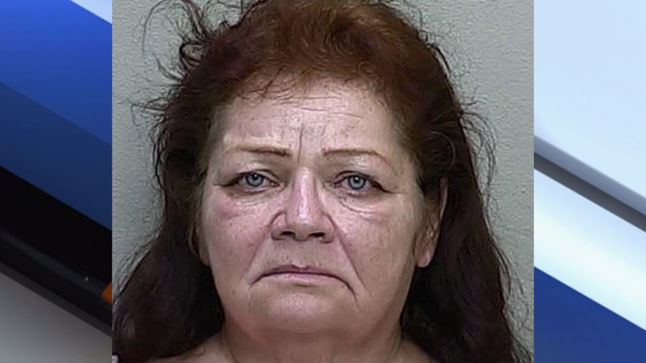 Florida woman abuses 2-year-old boy in parking lot of grocery store, deputies say