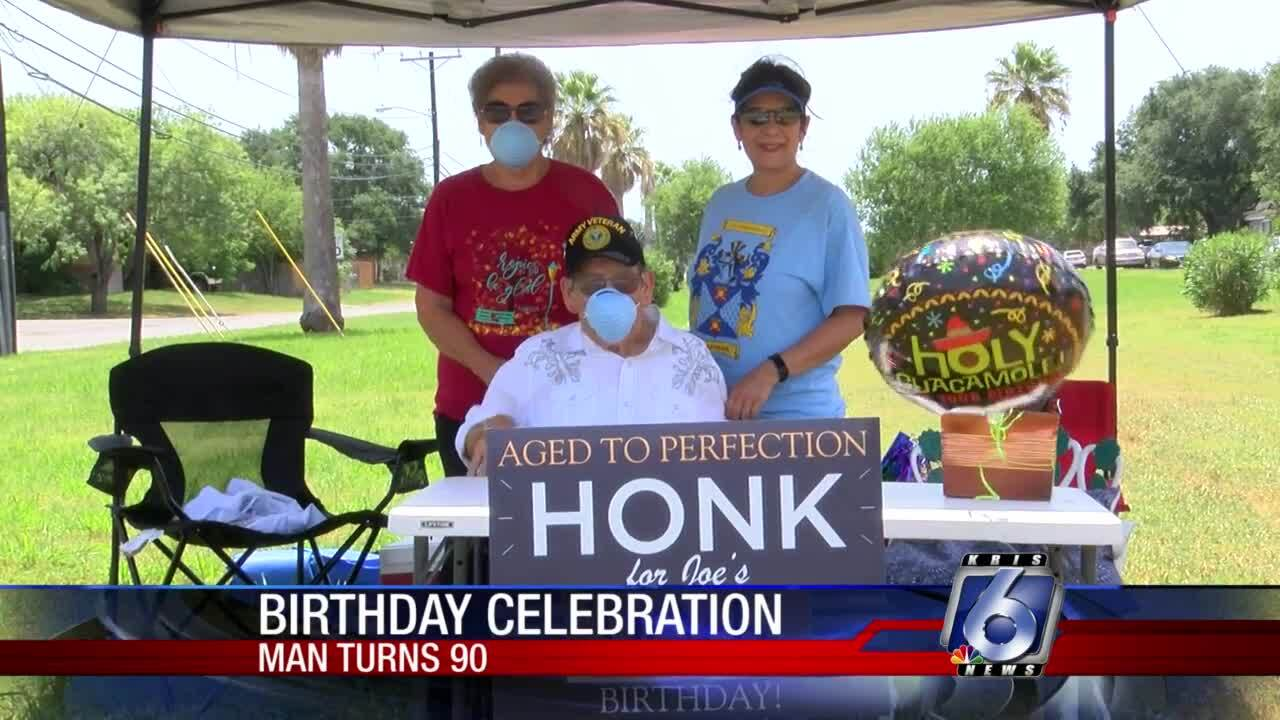 Jose Guzman's special 90th birthday