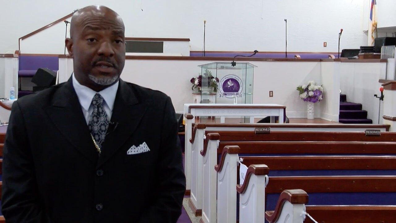 Pastor Howard Barr