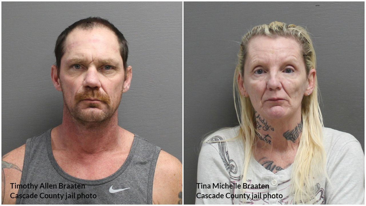 Timothy Allen Braaten and Tina Michelle Braaten