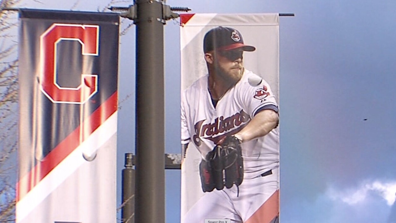68dc77c81f3157 Cleveland Indians start Home Opener without Chief Wahoo, but will ...