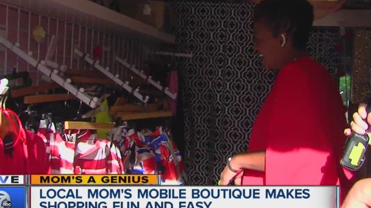Local mom brings shopping right to you