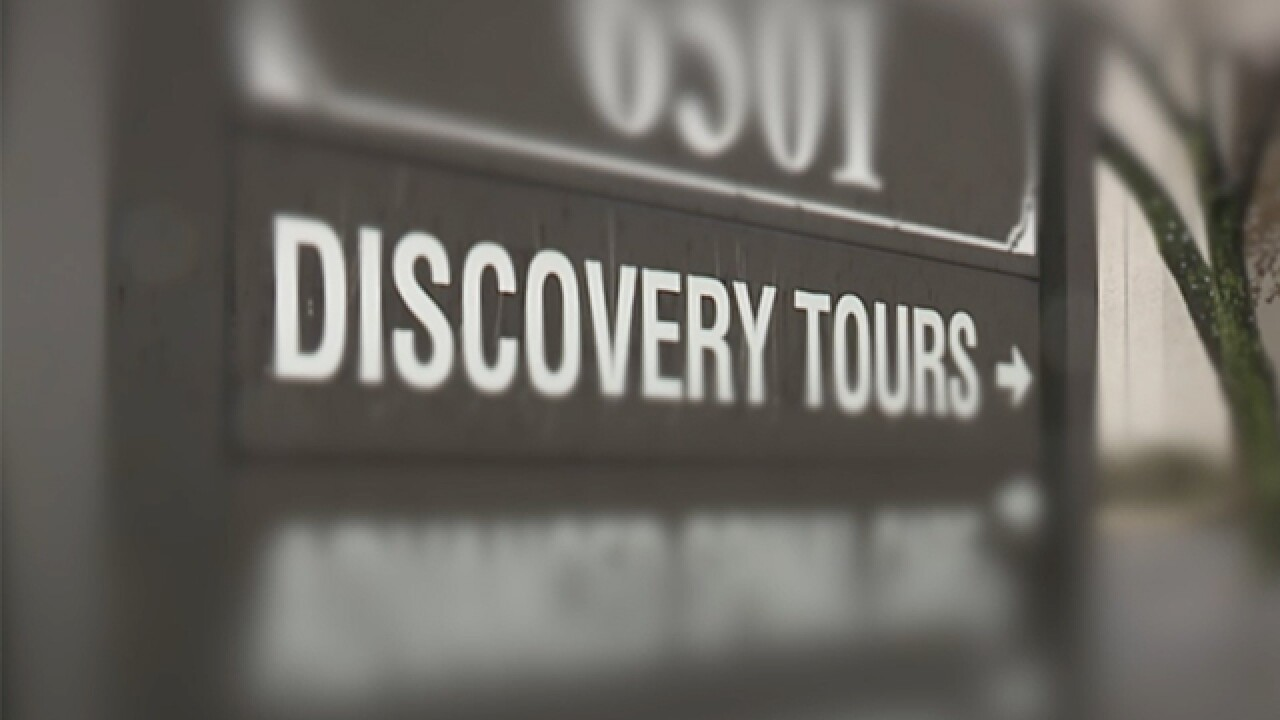 State: 450+ complaints against Discovery Tours